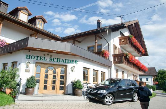 Hotel Garni Schaider: Отель