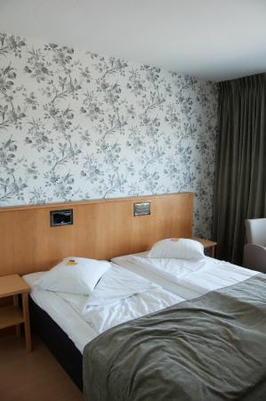 BEST WESTERN Capital Hotel: номер