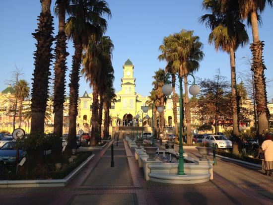 Southern Sun Gold Reef City Hotel: Außenanlage