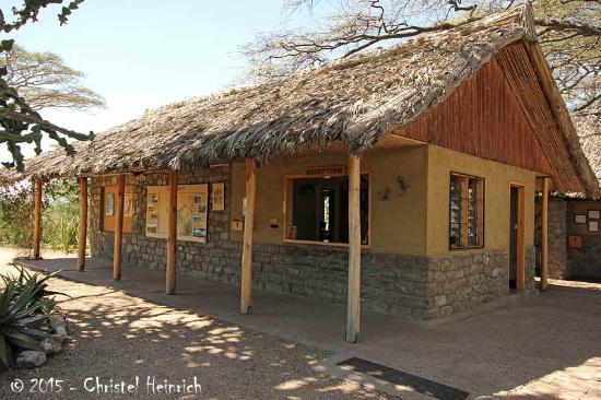 Ndutu Safari Lodge: Rezeption