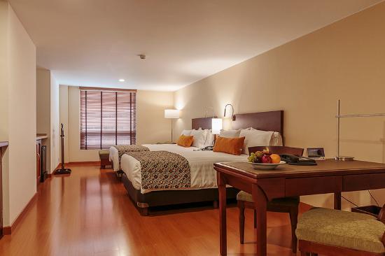 Hotel Estelar Suites Jones: Habitación Superior Twin 2