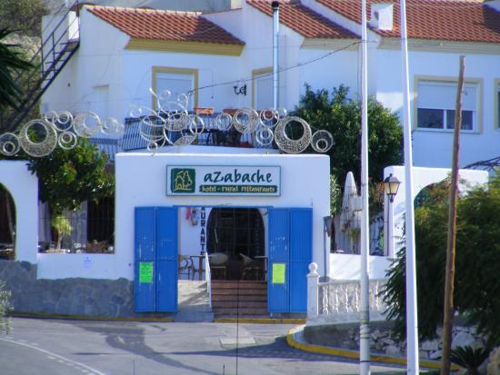 Restaurante El Azabache: The restaurant