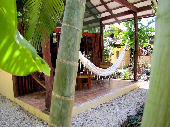Funky Monkey Lodge: bungalow