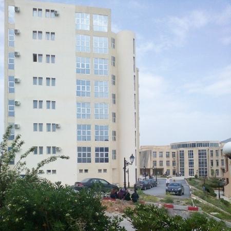 Tizi Ouzou Province, Αλγερία: Université de Tizi Ouzou ( Bastos)
