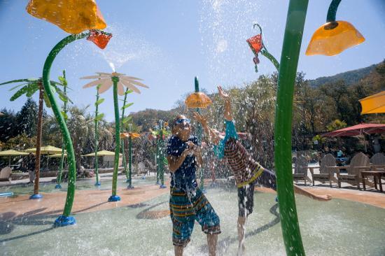 Gilroy Gardens Water Oasis