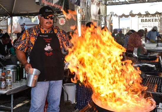 Annual Gilroy Garlic Festival