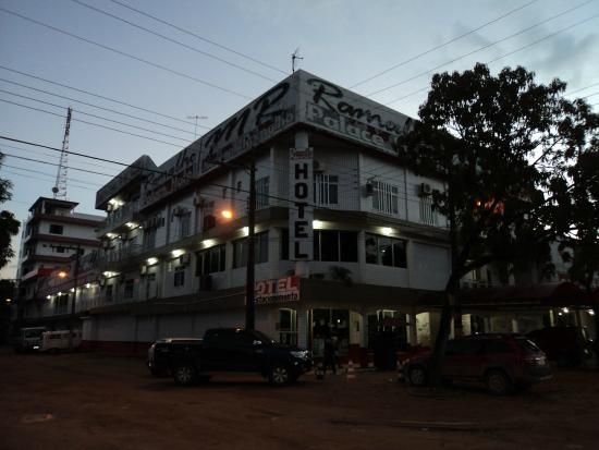 Laranjal Do Jari: Hotel Ramalho