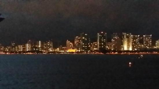 Star of Honolulu - Dinner and Whale Watch Cruises: View of Waikiki