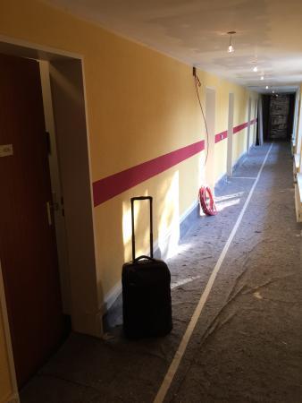 GHOTEL hotel & living Munchen-Nymphenburg : La porta della camera!