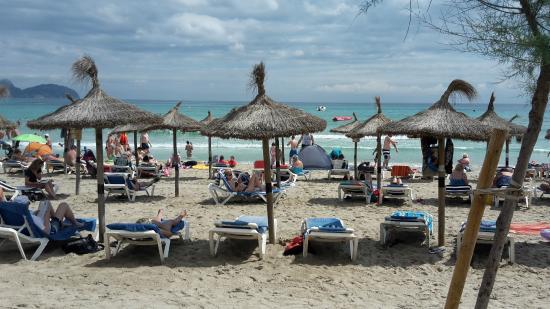 SuneoClub Haiti : beach