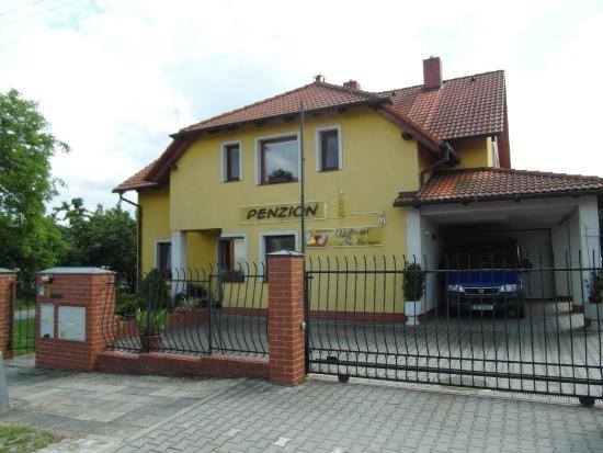 Penzion Ubytovani Kvetinova