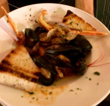 Ristorante La Taverna de Batti: cozze