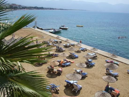 Strand Picture Of Fantasia Hotel De Luxe Kusadasi Tripadvisor