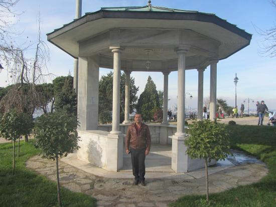 Camlica Hill : washbasin comfort place