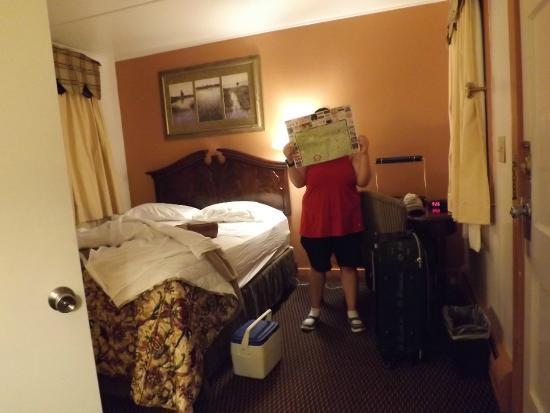 Williamstown, MA: room