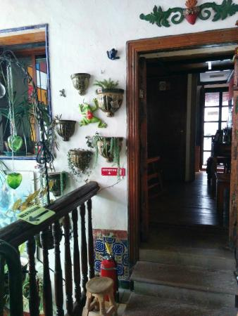 Casa De Pita: Outside dining room