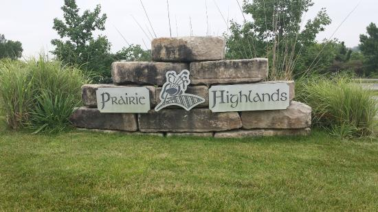 Prairie Highlands Golf Course