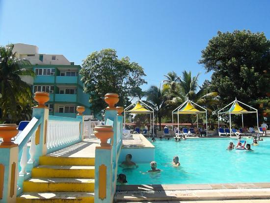Piscine picture of islazul mar del sur aparthotel for Piscine varadero