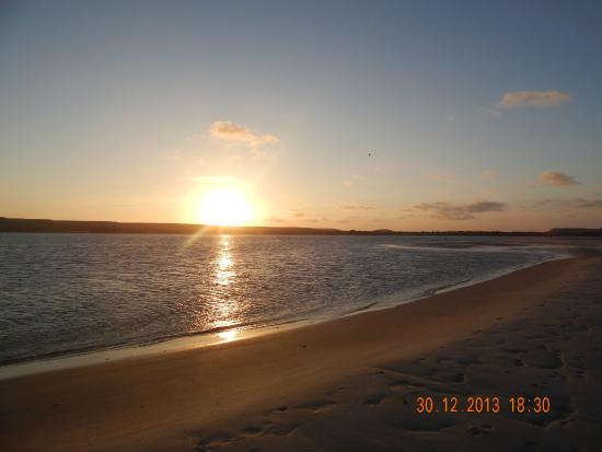 Conchas Beach