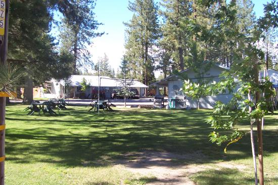 Cedar Lodge Motel & RV Park: room to relax