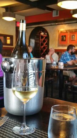 Lattitude : Chardonnay was EXCELLENT!