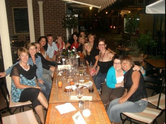 Whangarei, Νέα Ζηλανδία: Friends gathering