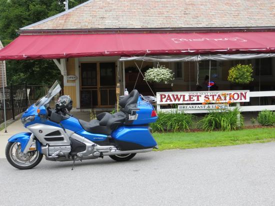 Pawlet, VT: The newer exterior
