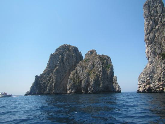 Picture of isle of capri and ana capri for Isle of capri tours