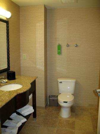 Hampton Inn South Kingstown - Newport Area: Bathroom