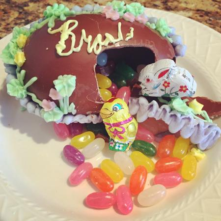 Grand Junction, CO: Easter eggs filled with candy