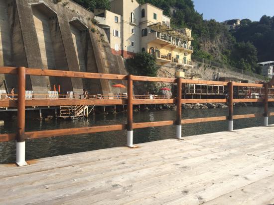 Picture of antico bagno stabilimento balneare - Antico bagno vico equense ...