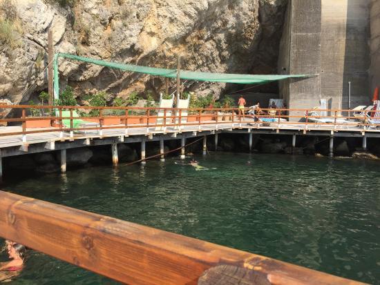 Adoro questo stabilimento - Picture of Antico Bagno Stabilimento ...