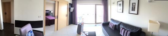 Areias Village Hotel Apartamento: Room panorama
