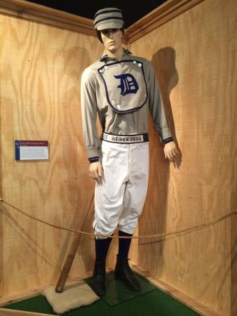 แกรนด์จังค์ชัน, โคโลราโด: Vintage baseball display