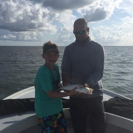 Native Guides Sanibel-Captiva Charter services: Great with kids!