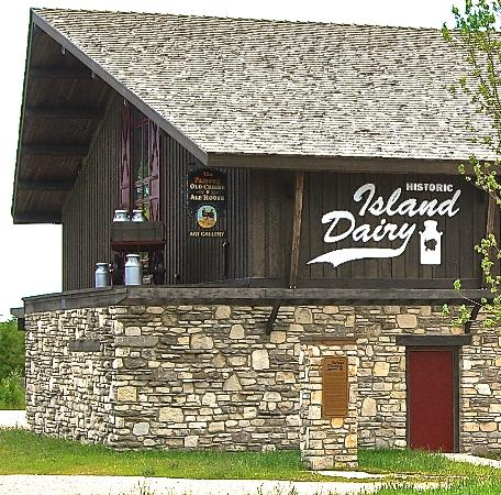 ‪The Historic Island Dairy‬