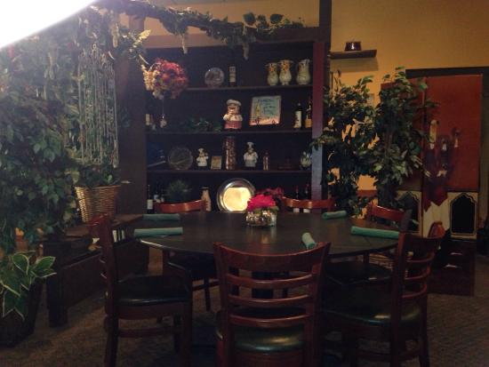 Christopher's Italian Restaurant: Lovely atmosphere and good food