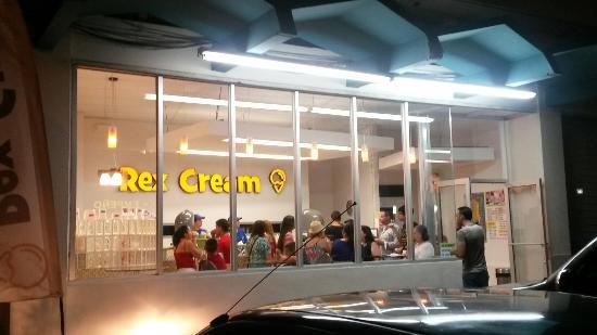 Rex Cream: New location! !