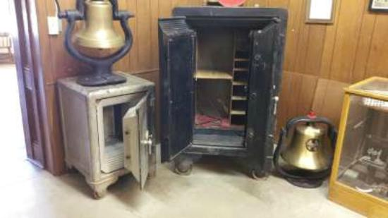 These old safes are so interesting! - Picture of West of The