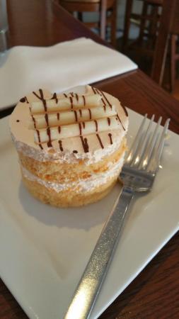 Melia Orlando Celebration: The Orange Cake Dessert