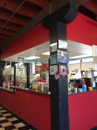 Rocket Science Ice Cream in Nappanee: The best Ice cream ever