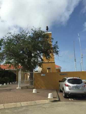 Fort Oranje: Entrada do Forte