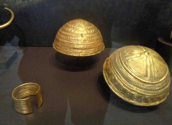 Museo de Arqueología: Priceless Pre-Roman gold srtifacts