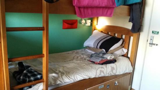 Adventure Queenstown Hostel: room