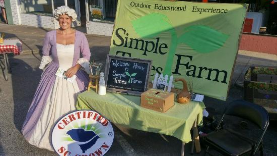 Enoree, Νότια Καρολίνα: Simple Times Farm