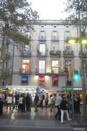 Барселона рамбла секс