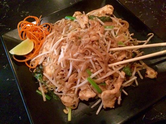 Pattaya Thai Grille: They perfected it, very fresh ingredients and so delicious.