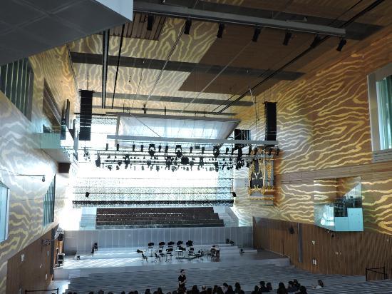 Interior da casa da m sica picture of casa da musica for Casa musica microcentro