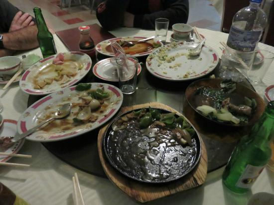 Santo Chinese Restaurant : Yes it was great