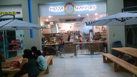 Good Vibes Pizza & Waffles